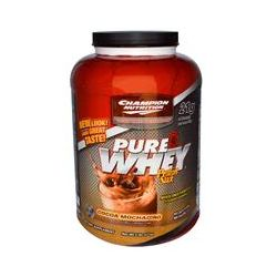 Champion Nutrition, Pure Whey, Protein Stack, Cocoa-Mochaccino, 5 lbs (2.27 kg)