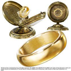 Jedyny Pierścień z filmu Hobbit - The Hobbit - Hobbit One Ring