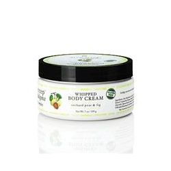 Deep Steep, Indulgence, Whipped Body Cream, Orchard Pear & Fig, 7 oz (199 g)