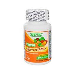 Deva, Multivitamin & Mineral Supplement, Vegan, 90 Coated Tablets