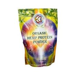 Earth Circle Organics, Organic Hemp Protein Powder, 12 oz (340 g)