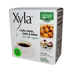 Emerald Forest Sugar, Xyla, Just Like Sugar!, 100 Packets, 4 g Each