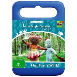 In the Night Garden on DVD.
