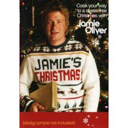 Jamie's Christmas on DVD.