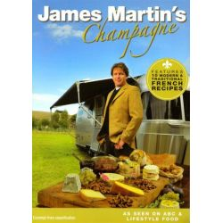 James Martin's Champagne on DVD.
