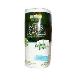 Field Day, Jumbo Paper Towels, 2-Ply, 1 Jumbo Roll
