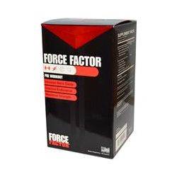 Force Factor, Pre Workout, 120 Capsules