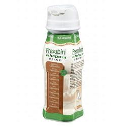 Fresubin® hepa DRINK - cappuccino - Dieta wysokokaloryczna,