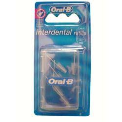 Oral-B Końcówki stożkowe do szczoteczki Oral-B Interdental.