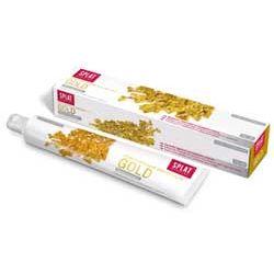 Splat GOLD pasta do zębów z dodatkami koloidalnego złota