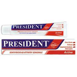 PRESIDENT ACTIVE pasta do zębów i na krwawiące dziąsła