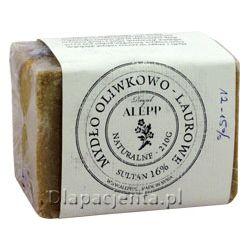 Mydło oliwkowo - laurowe z Aleppo