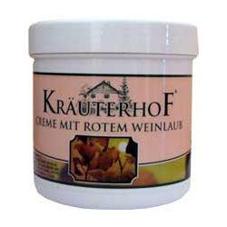 KrauterhoF - Balsam z liści winogron do nóg