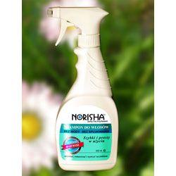 Szampon NORISHA bez wody - bez spłukiwania