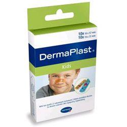 Hartmann DermaPlast kids plastry dla dzieci