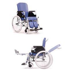 Wózek sanitarny / toaletowy 9300
