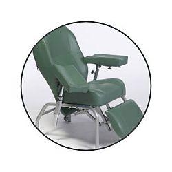 Fotel REPO - specjalne podłokietniki