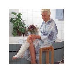 Ochraniacz na gips Aquaprotect - noga do kolana - rozmiar MAŁY