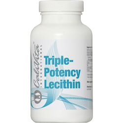 Calivita TRIPLE POTENCY LECITHIN - lecytyna