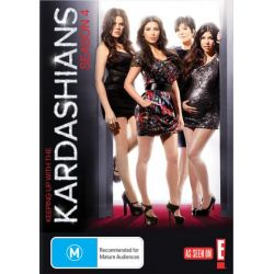 Keeping Up With the Kardashians on DVD.