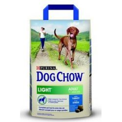 Purina Dog Chow Light Turkey 2,5kg
