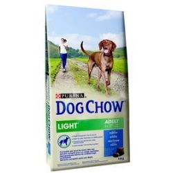 Purina Dog Chow Light Turkey 14kg