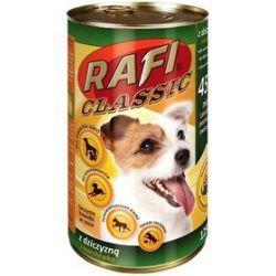 Rafi Pies Classic Dziczyzna i marchewka w sosie 1250g