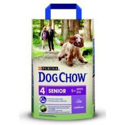 Purina Dog Chow Senior Jagnięcina 2,5kg