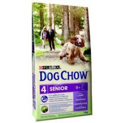 Purina Dog Chow Senior Jagnięcina 14kg