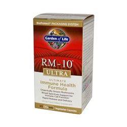 Garden of Life, RM-10 Ultra, Ultimate Immune Health Formula, 90 Veggie Caps