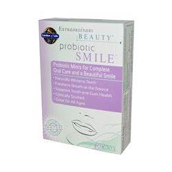 Garden of Life, Extraordinary Beauty, Probiotic Smile, Vanilla Spearmint, 60 Probiotic Mints