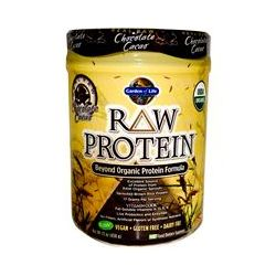 Garden of Life, Raw Protein, Beyond Organic Protein Formula, Chocolate Cacao, 23 oz (650 g)