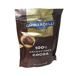 Ghirardelli, Premium Baking Cocoa, 8 oz (227 g)