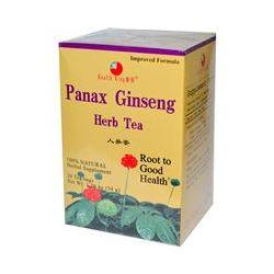 Health King, Panax Ginseng Herb Tea, 20 Tea Bags, 1.20 oz (34 g)