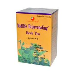 Health King, Midlife Rejuvenating Herb Tea, 20 Tea Bags, 1.26 oz (36 g)