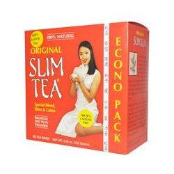 Hobe Labs, Slim Tea, Original, 60 Tea Bags, 4.20 oz (120 g)
