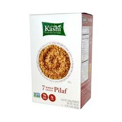 Kashi, 7 Whole Grain Pilaf, 3 Packets, 6.5 oz (184 g) Each