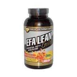 Labrada Nutrition, EFA Lean Gold, Essential Fatty Acid Blend, 180 Softgel Capsules