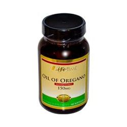 Life Time, Oil of Oregano, 150 mg, 60 Softgels