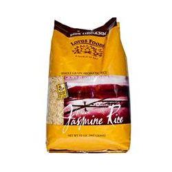 Lotus Foods, Organic Brown Jasmine Rice, 32 oz (907 g)