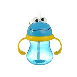 Munchkin, Cookie Monster Character Cup, 8 oz Cup