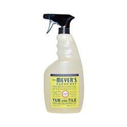 Mrs. Meyers Clean Day, Tub and Tile, Lemon Verbena Scent, 33 fl oz (976 ml)
