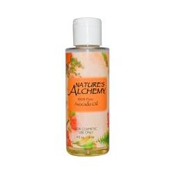 Nature's Alchemy, Avocado Oil, Fragrance Free, 4 fl oz (118 ml)