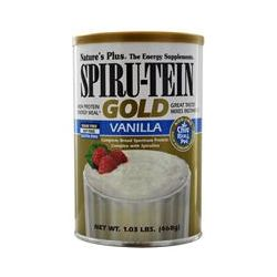 Nature's Plus, Spiru-Tein Gold, High Protein Energy Meal, Vanilla, 1.03 lbs (468 g)