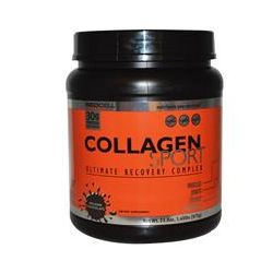 Neocell, Collagen Sport, Ultimate Recovery Complex, Powder, Belgian Chocolate, 1.49 lb (675 g)