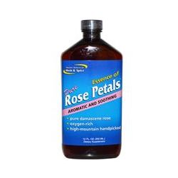 North American Herb & Spice Co., Essence of Pure Rose Petals, 12 fl oz (355 ml)