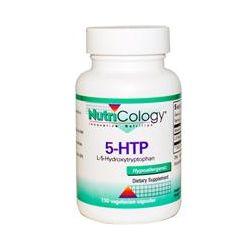 Nutricology, 5-HTP, 150 Veggie Caps