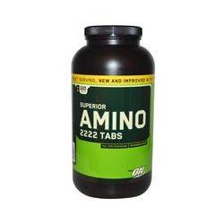 Optimum Nutrition, Superior Amino 2222 Tabs, 320 Tablets