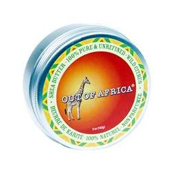 Out of Africa, 100% Pure & Unrefined Shea Butter with Vitamin E , Wild Citrus, 5 oz (142 g)