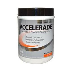 Pacific Health Inc., Accelerade, Sports Drink, Orange, 2.06 (933 g)